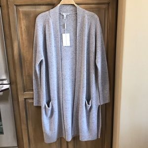 Autumn Cashmere Long Cardigan